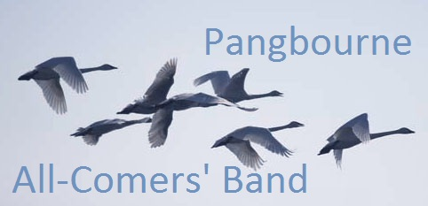 Pangbourne Youth Band logo